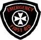 Emergency First Aid badge