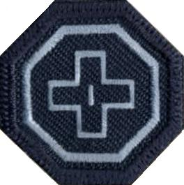 New Emergency First Aid badge